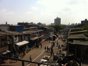 Dharavi Slums - Mumbai